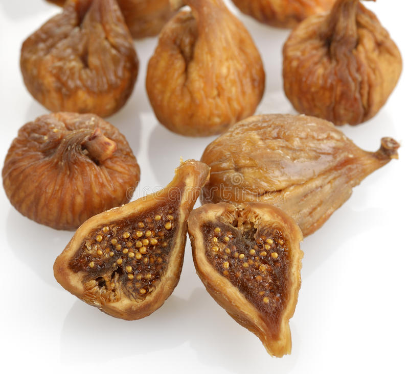 Dried Fig Fruits stock photos