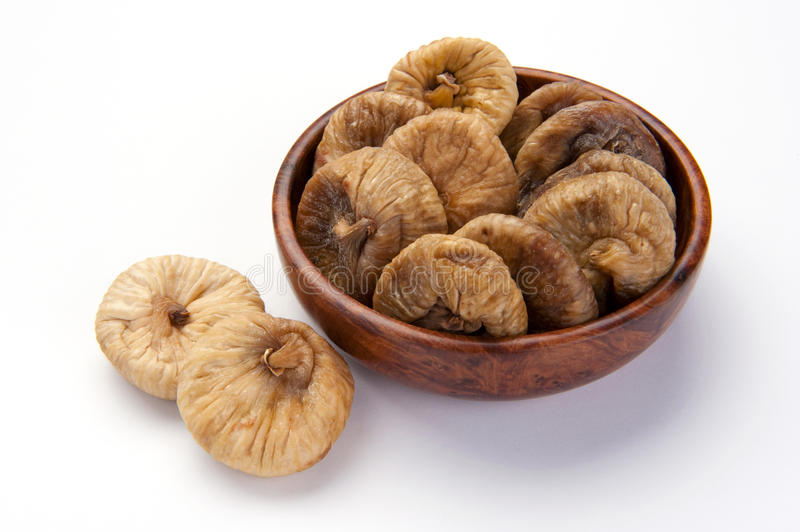 Download Dried figs stock image. Image of natural, brown, food - 25078585