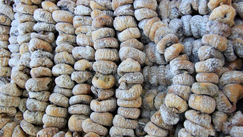 Dried Figs Food Preservation royalty free stock photo