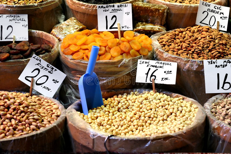Download Dried Foods Royalty Free Stock Photography - Image: 8821517