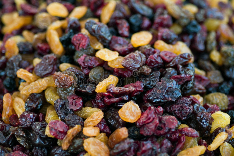 Dried fruit royalty free stock photo