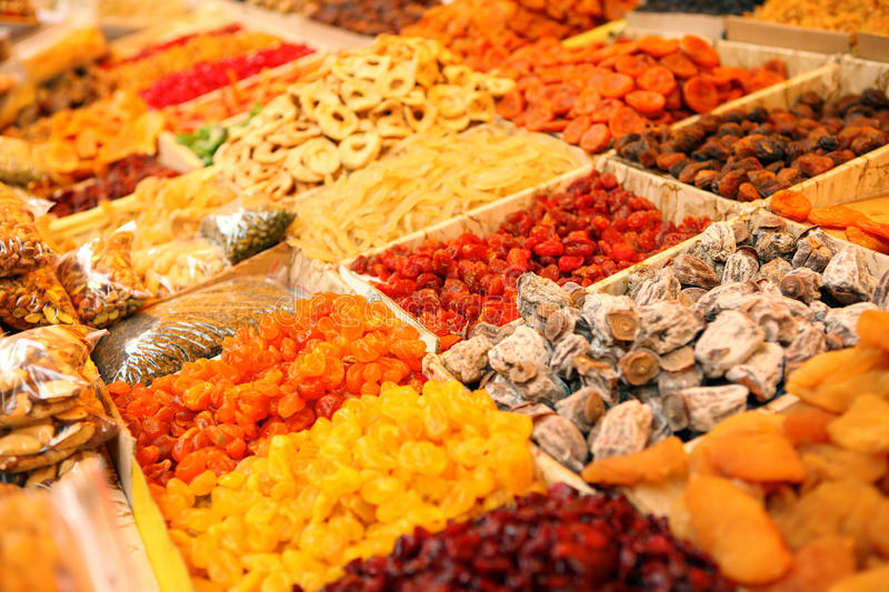 Download Dried Fruit Royalty Free Stock Photos - Image: 21354778