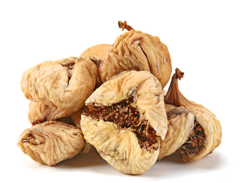Download Dried fruit fig stock photo. Image of detail, isolated - 13373346