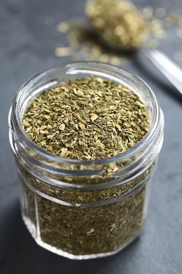 Dried Leaves of Yerba Mate Tea stock photos