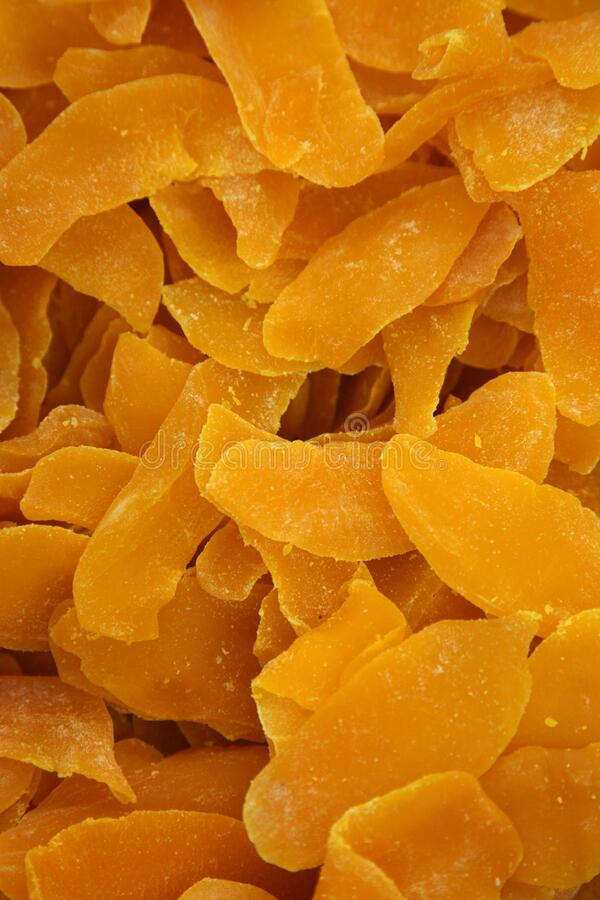 dried mango stock photography