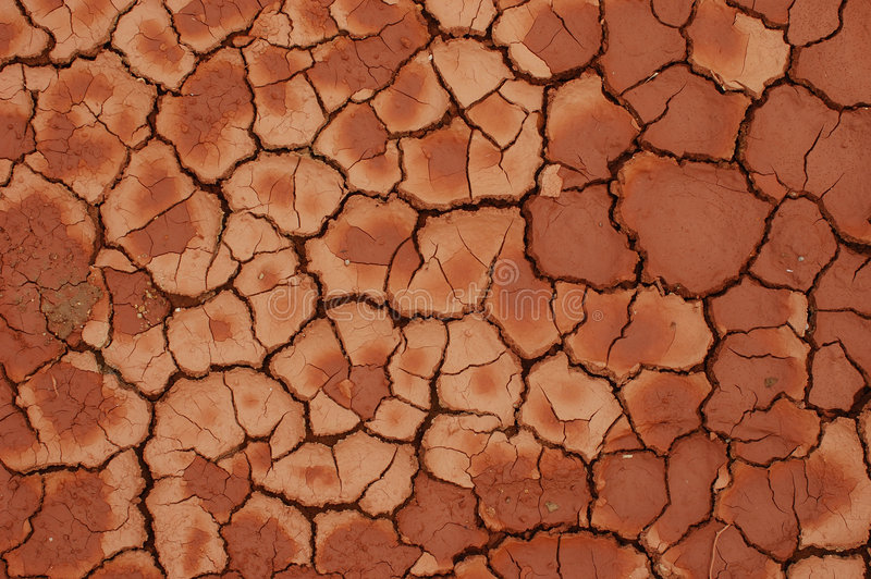 Download Dried Mud In The Sunshine Royalty Free Stock Image - Image: 1414266