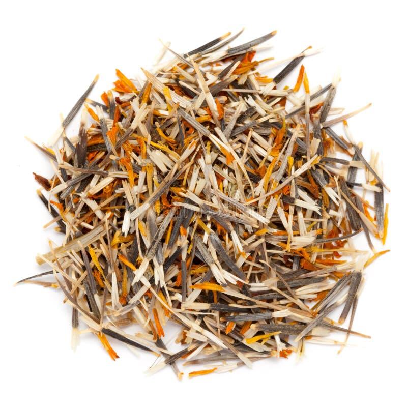 Free Dried Organic French Marigold Petals Tagetes Patula Royalty Free Stock Image - 89446486