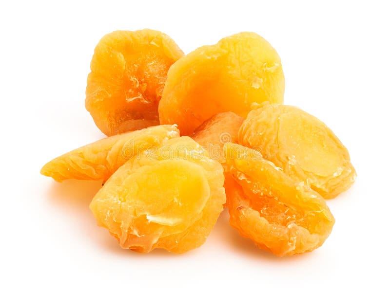Dried Peach Stock Photo