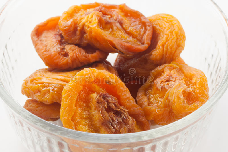 Download Dried Peaches in bowl stock image. Image of textured - 28193851