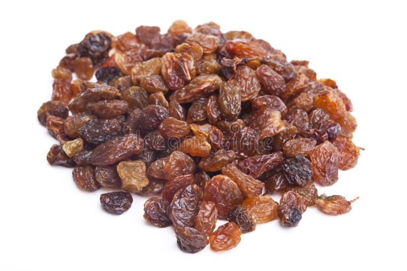 Dried raisins royalty free stock photography