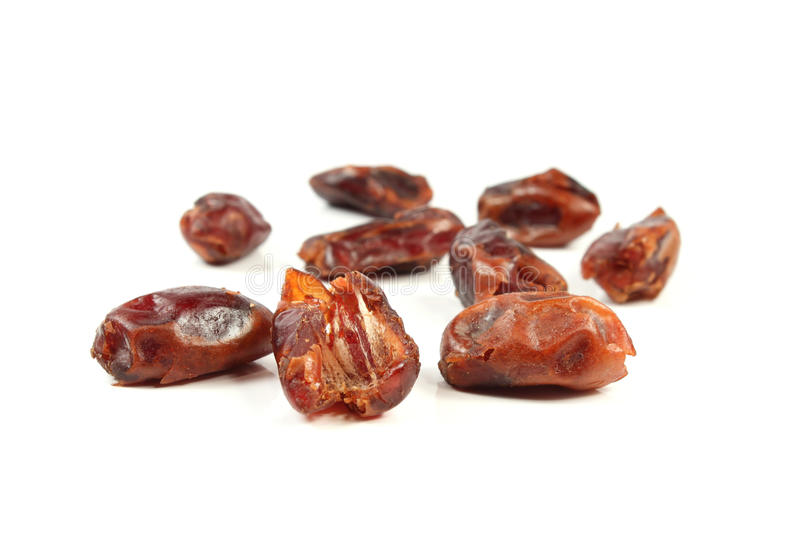 Download Dried red date isolated stock photo. Image of dactylifera - 12232262