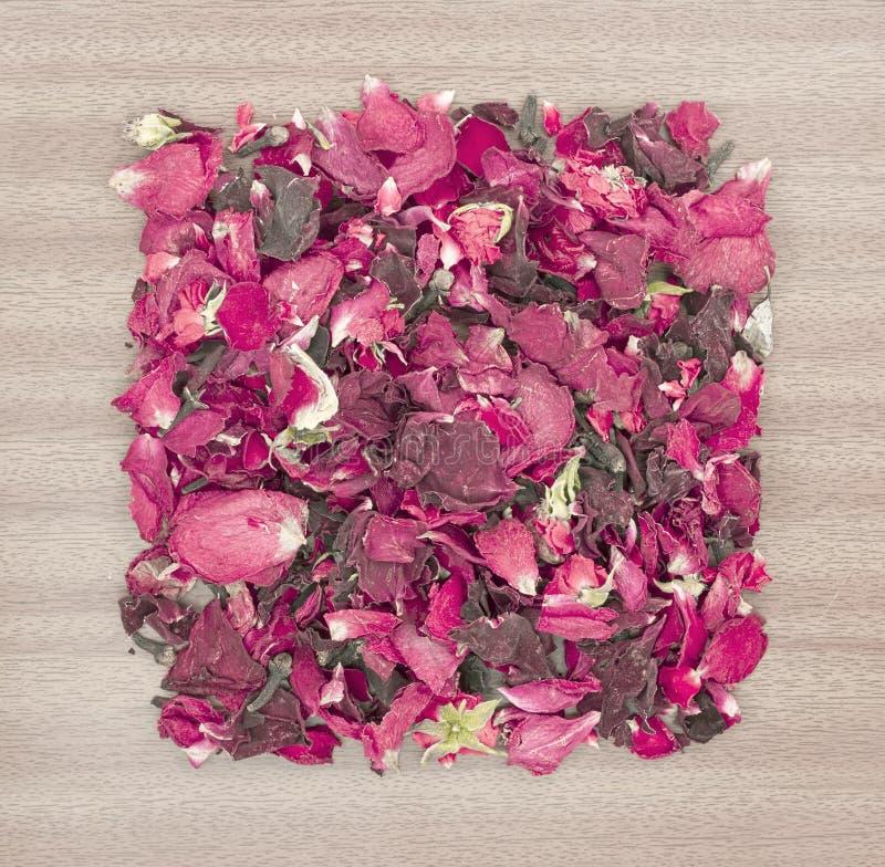 Free Dried Rose Petal Pot-pourri Stock Photos - 28571653