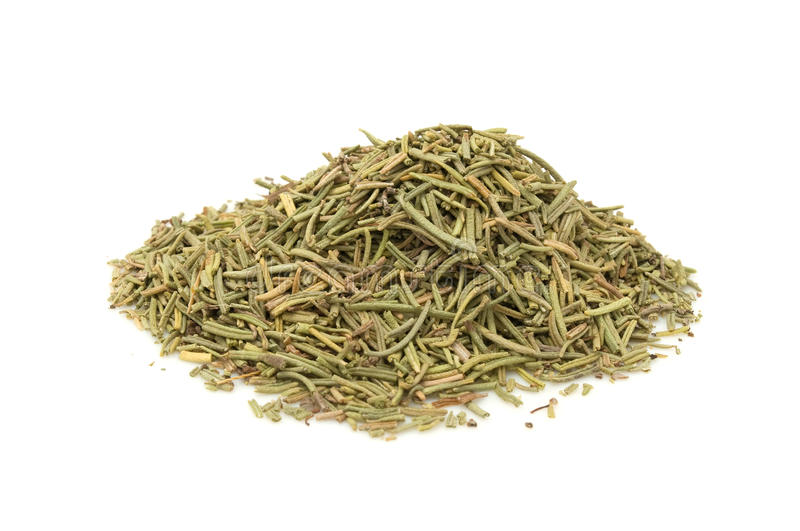 Dried Rosemary royalty free stock image