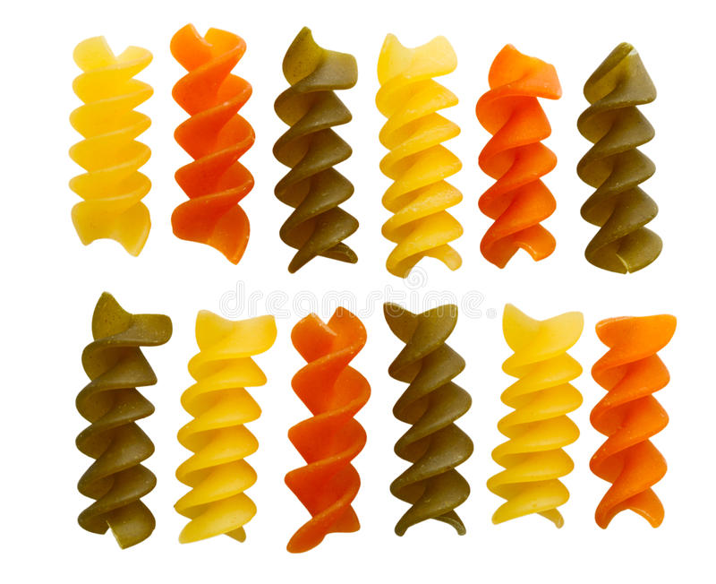 Download Dried Rotini Royalty Free Stock Photos - Image: 21139738