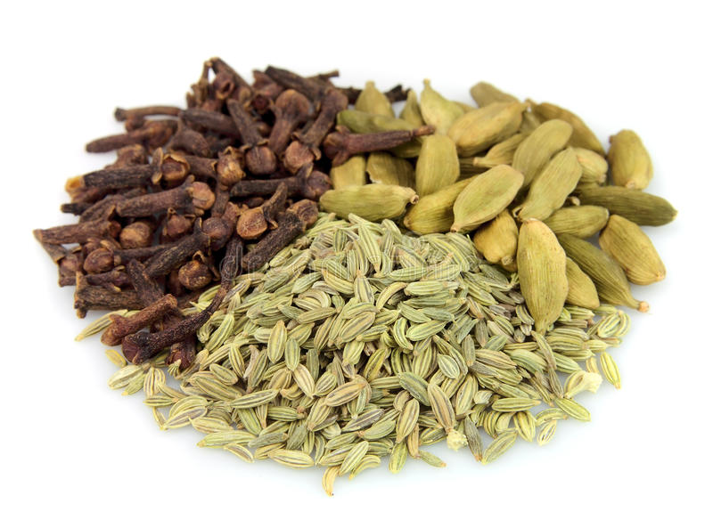 Dried Spice Royalty Free Stock Photo