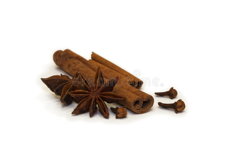 Download Dried Spices stock photo. Image of isolated, spices, cloves - 225676
