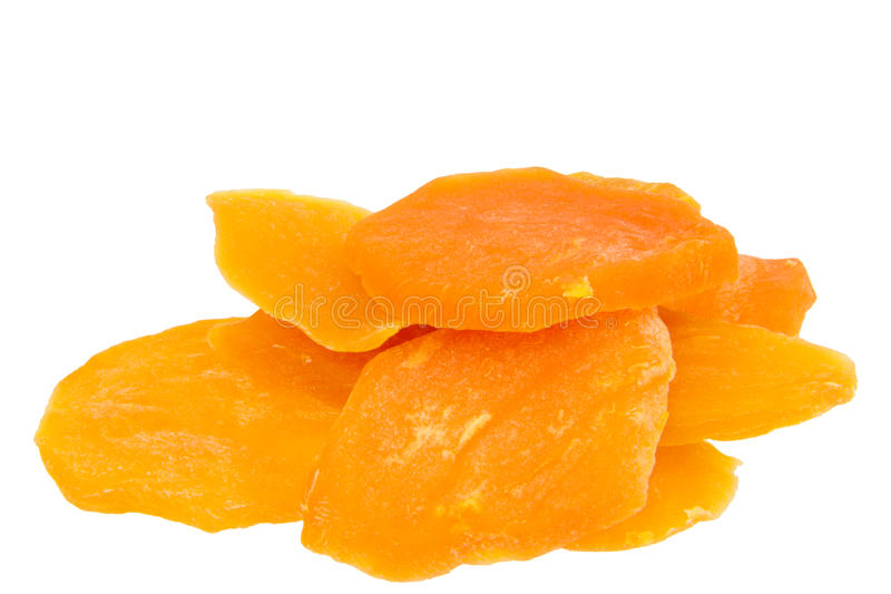 Dried sweet potato royalty free stock photos