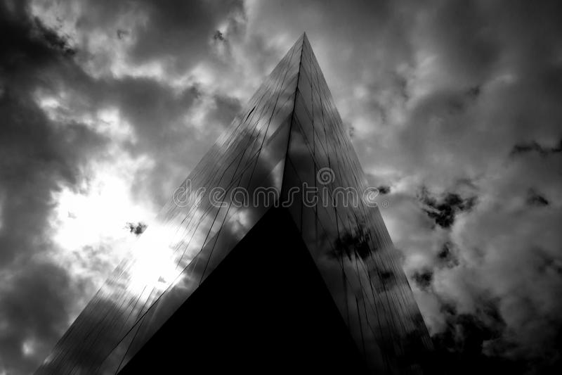 driehoek royalty-vrije stock fotografie