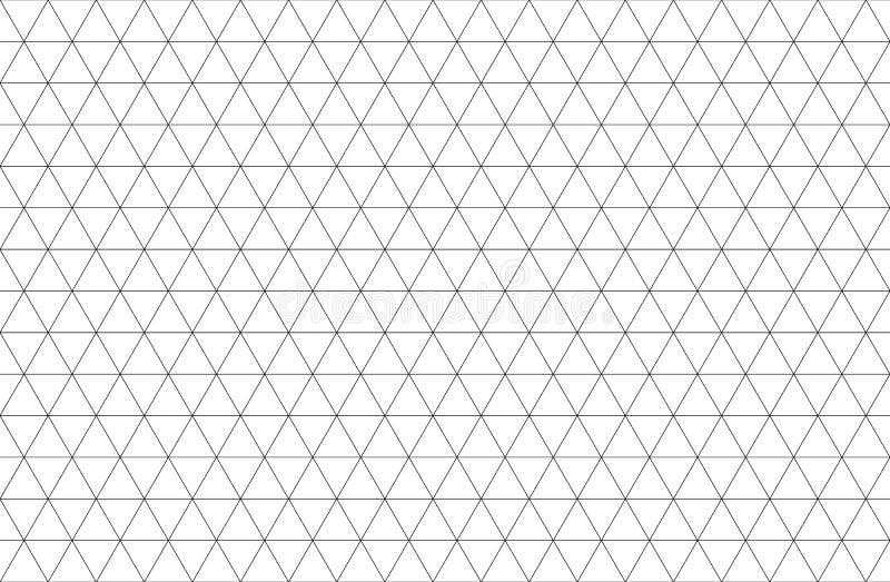 Driehoeken 4 vector illustratie
