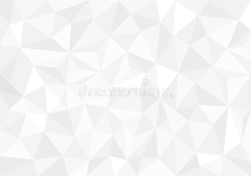 Driehoeken 9 vector illustratie