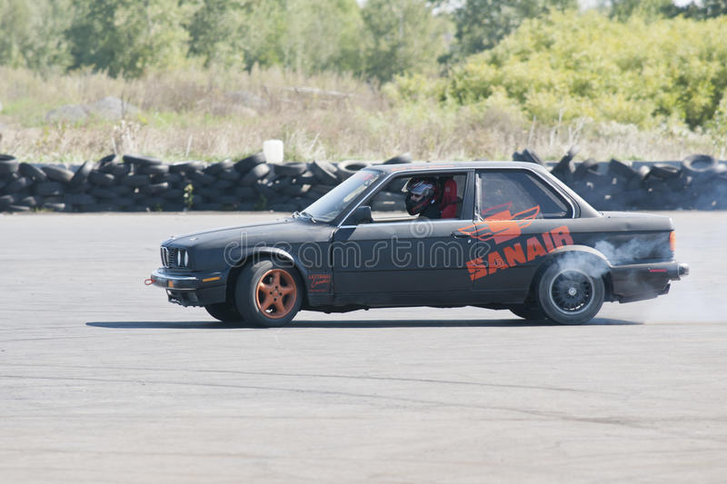 Download Drift car editorial photography. Image of compete, competition - 21224737