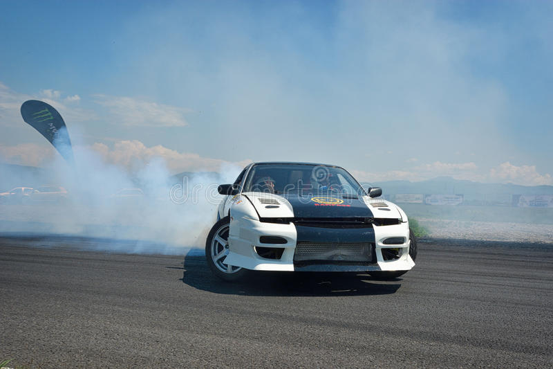 Drift Championship royalty free stock photos