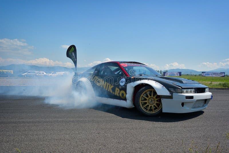 Drift Championship stock image