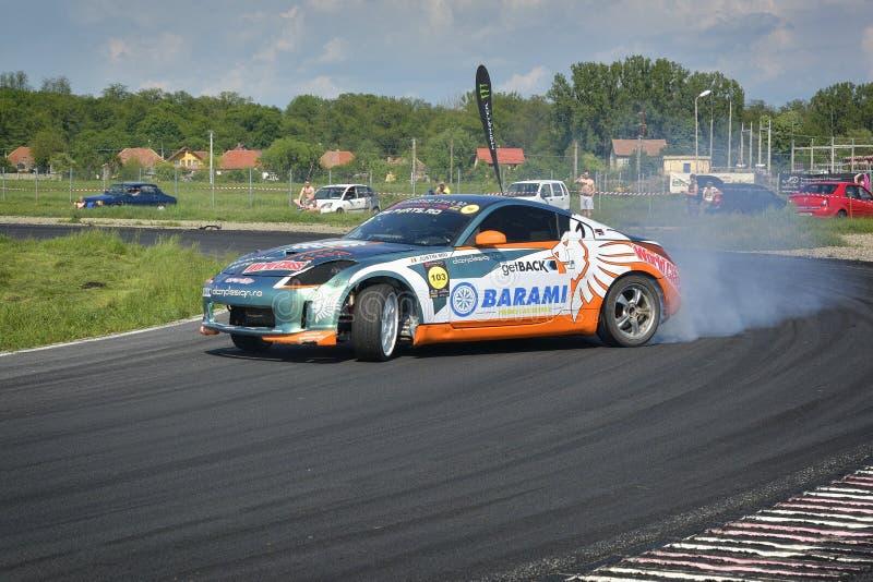Drift Championship stock images