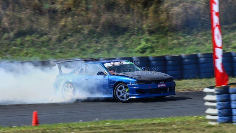 Drift Kings International Series at Motorsport Arena stock images