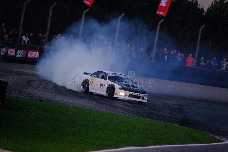 Drift Kings Italy Round 4 - Finals stock fotografie