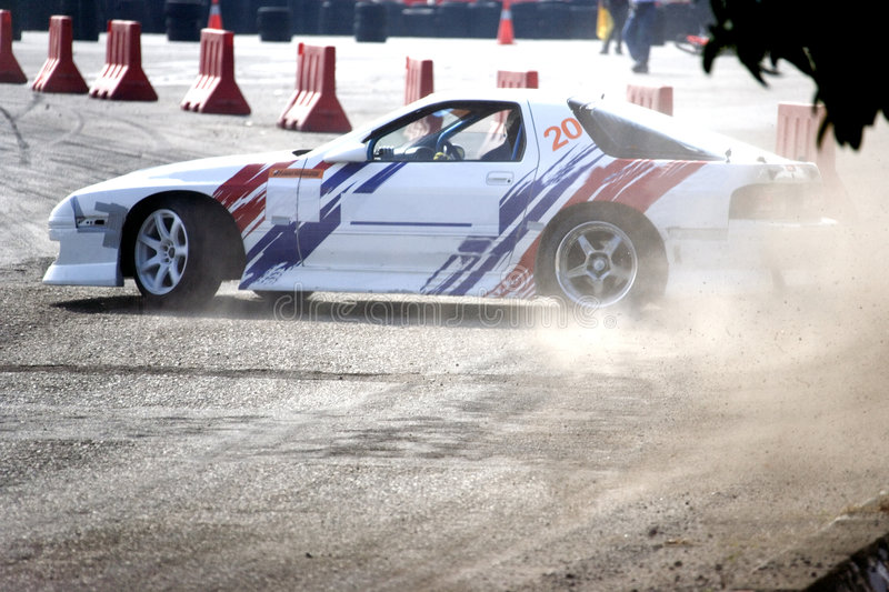 Download Drift Racing stock photo. Image of grand, accelerate, drifting - 1499260