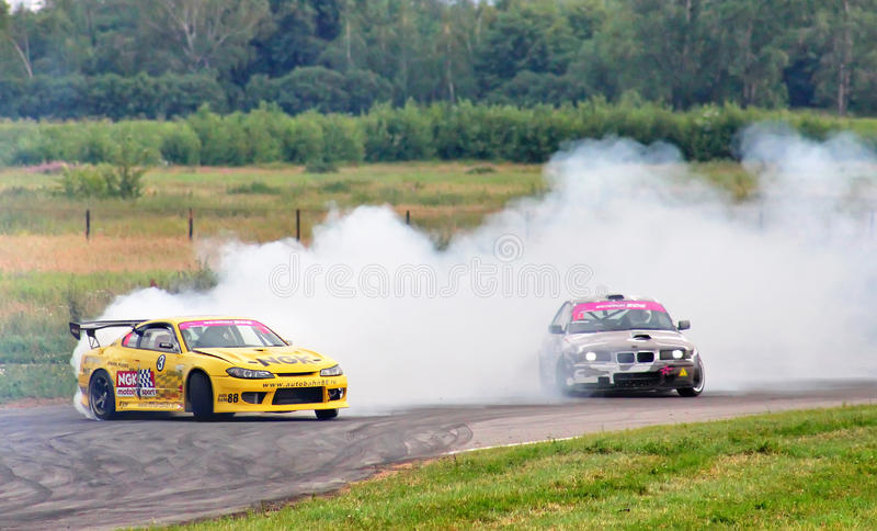 Download Drift show 2012 editorial photography. Image of extreme - 26610562