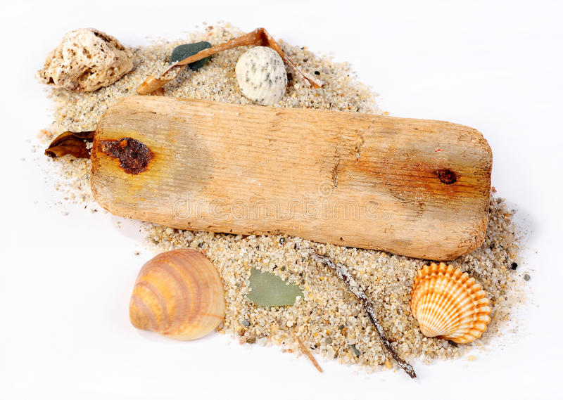 driftwood royalty-vrije stock afbeelding