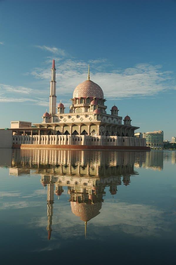 Drijvende Moskee, Maleisië royalty-vrije stock afbeelding