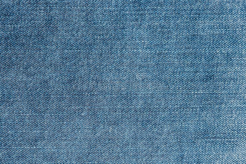 Dril de algodón azul claro fotos de archivo libres de regalías