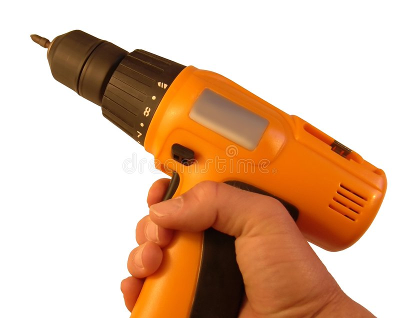 Download Drill stock image. Image of work, improvement, drill, tools - 11251