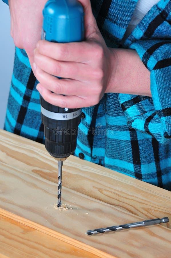 Drill-371 fotografia stock libera da diritti