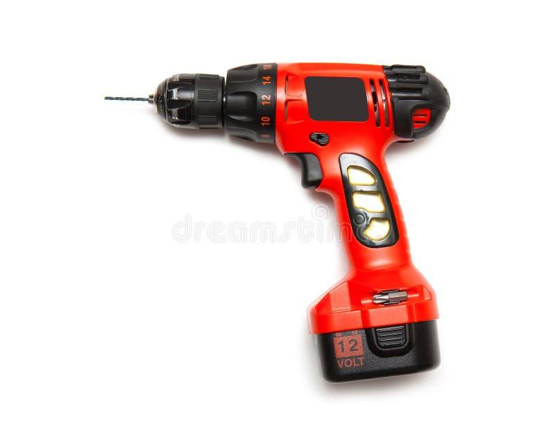 Drill stock image