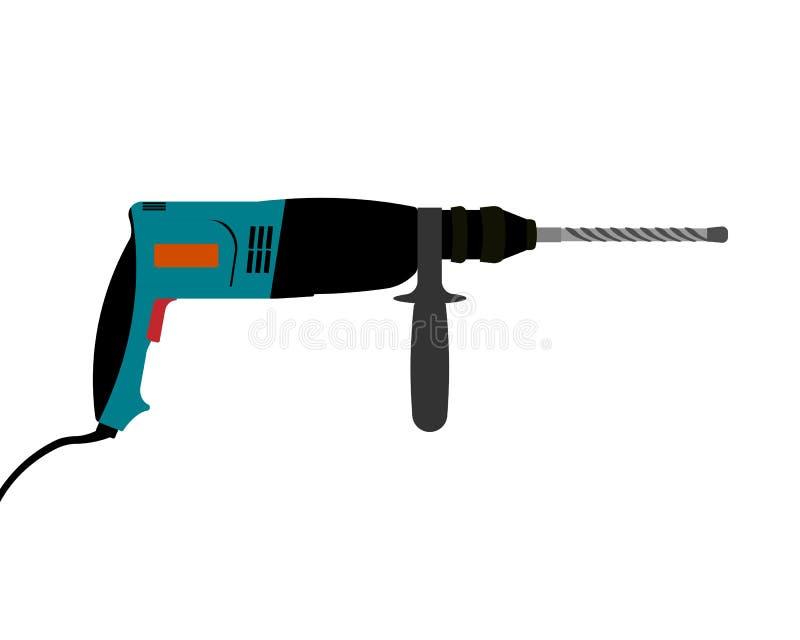 drill stock illustrationer