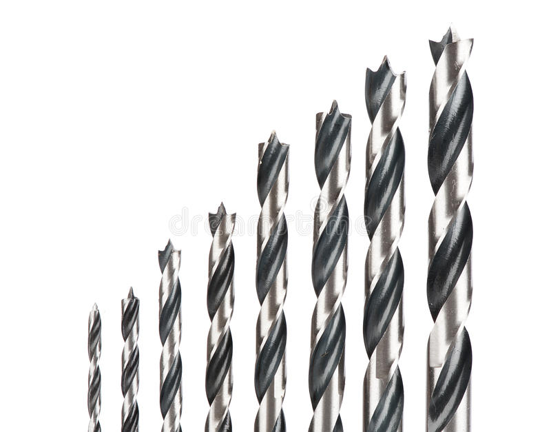 Drill bit royalty free stock image