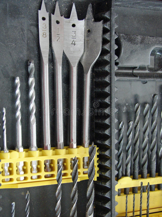 Download Drill bits stock image. Image of drill, construction - 12076643