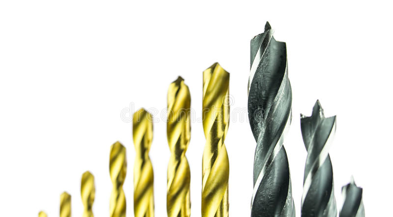 Download Drill Bits stock photo. Image of steel, object, tips - 31286314