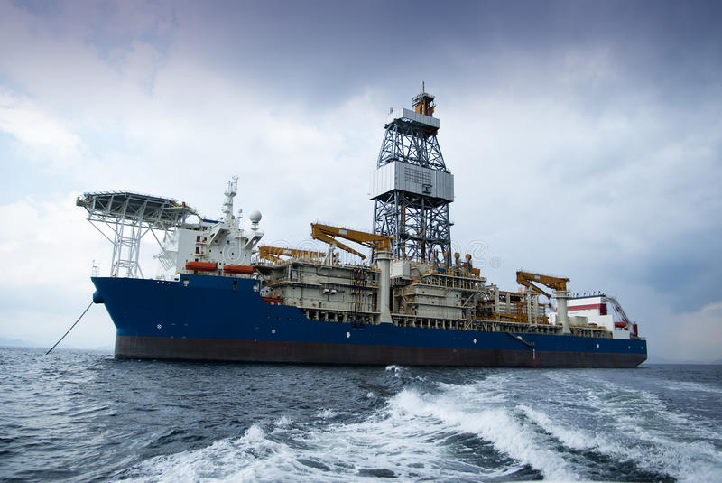 Download Drill Ship Stock Photos - Image: 26896523