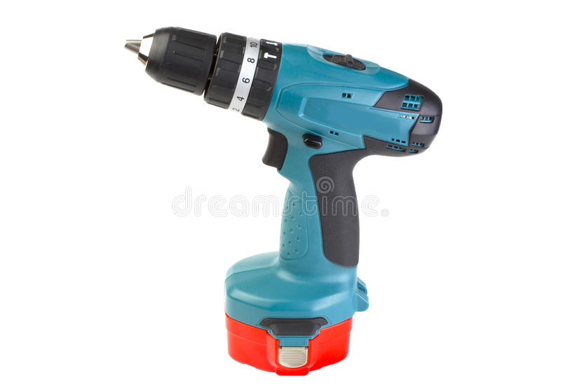 Download Drill tool stock image. Image of object, tool, battery - 36990201