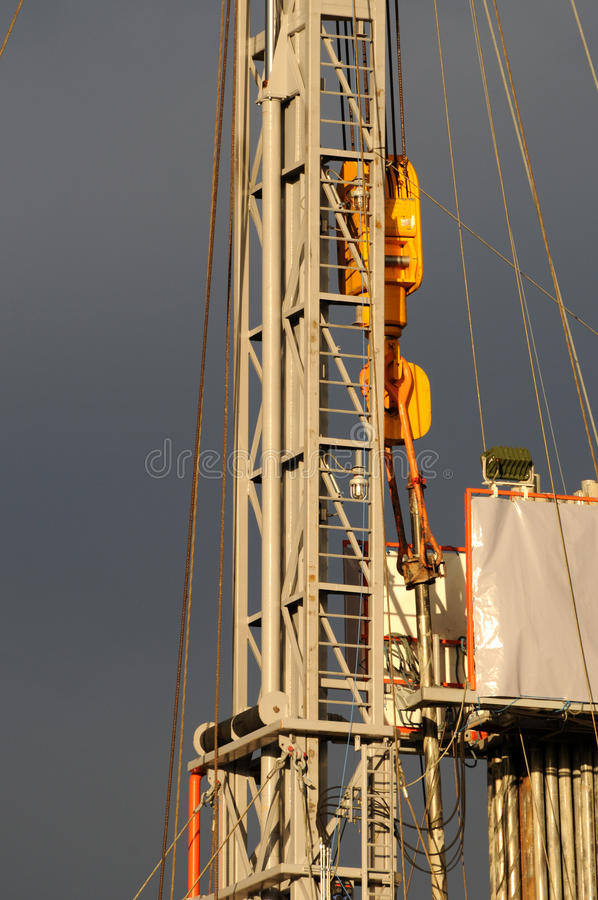 Drilling 056 royalty free stock image