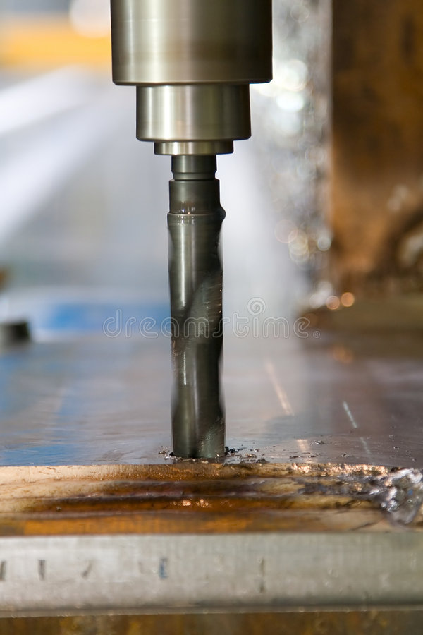 Drilling machine stock images