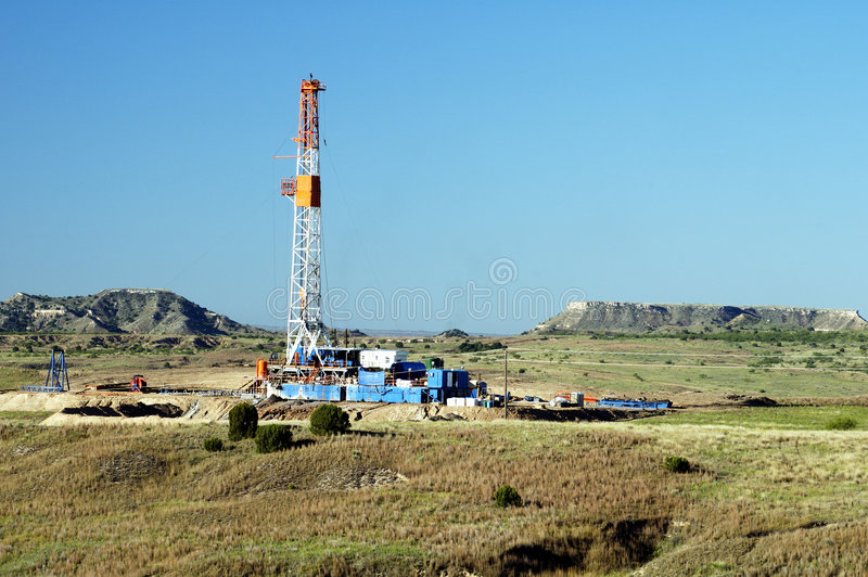 Download Drilling Rig stock image. Image of texas, industry, oilfield - 305579