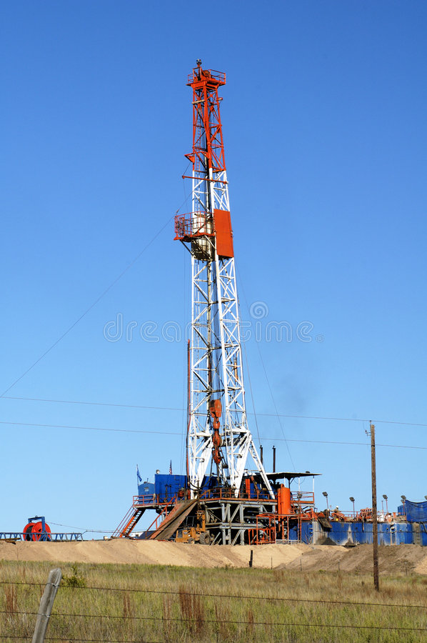 Free Drilling Rig Stock Photo - 305580
