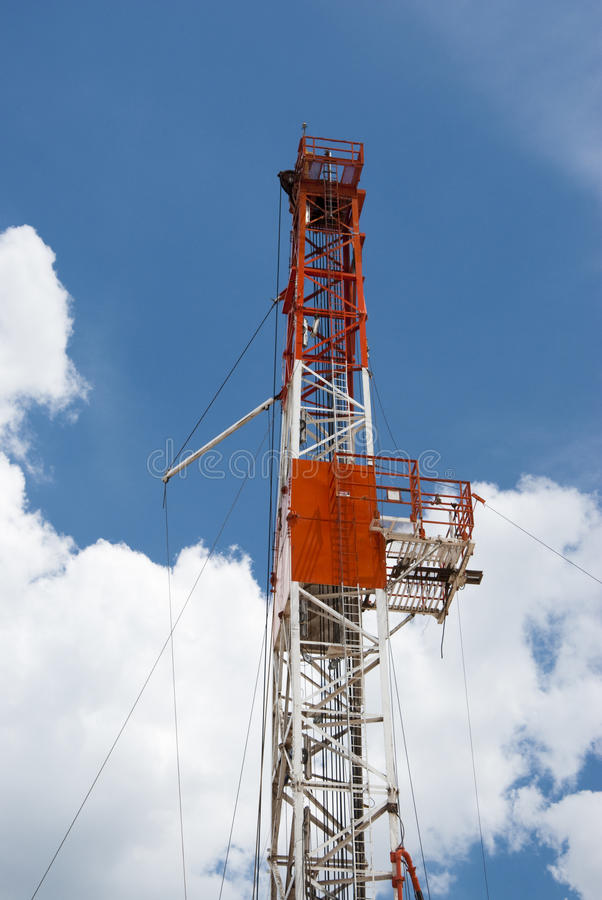 Download Drilling Rig stock photo. Image of texas, well, drilling - 9621386