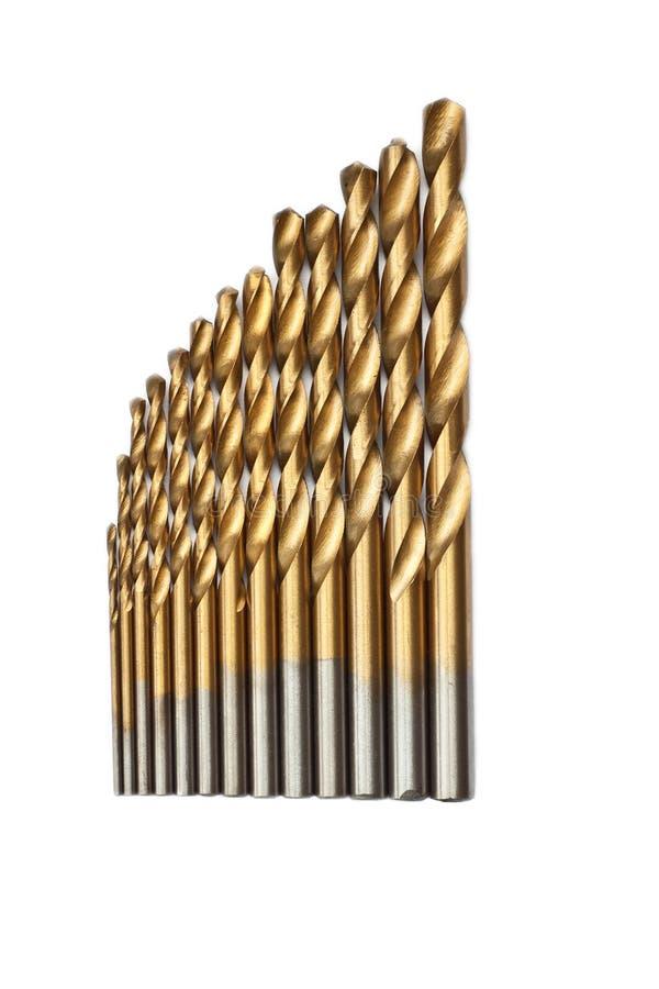 Drills Stock Photo